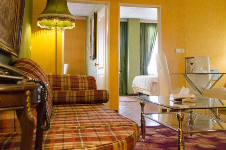 Two-Bedroom Senior Suite at Hotel Borj Sefid